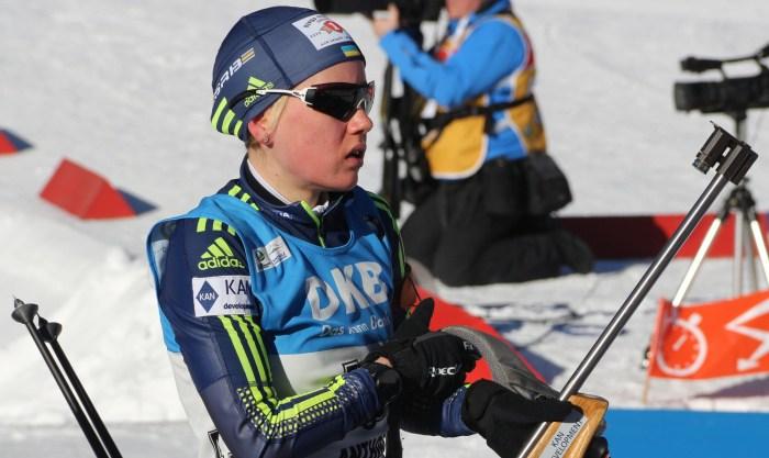 Лише одна тернополянка стартує сьогодні в олімпійському спринті