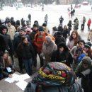У Тернополі мітингували захисники тварин