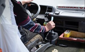 На Тернопільщині пасажир вдарив водія автобуса у голову
