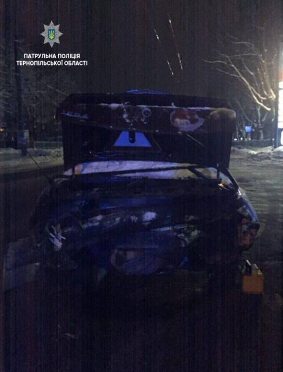 За вихідні тернопільські патрульні виписали штрафи на суму понад 100 тисяч гривень (фото)