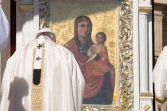 Зарваницька ікона, яка зараз перебуває в Катедрі, символ незламної віри (фото)