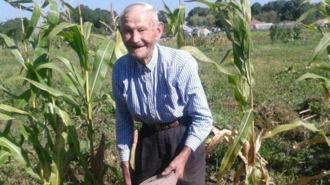 Помер один з відомих старожилів Тернопільщини