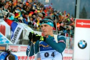 Тернополянин Дмитро Підручний закрив усі мішені під час спринту на Олімпійських іграх