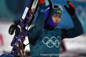 Українки не зуміли показати хороші результати у гонці переслідування на Олімпійських іграх