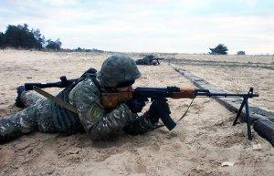 На Кременеччині проведуть військові навчання