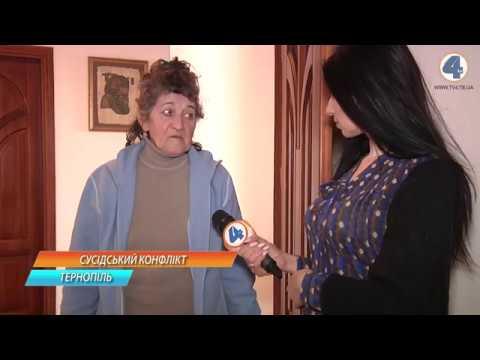 У Тернополі робив ремонт і зіпсував квартиру сусідів (відео)