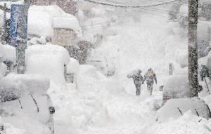 На Тернопільщині снігопади протримаються ще кілька днів