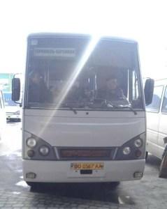 На Тернопільщині водій відмовився везти матір з дитиною у візочку (фото)