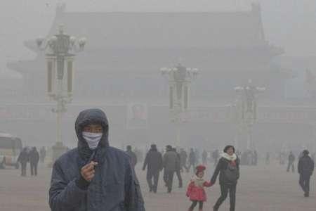 Южную Корею окутал ядовитый смог. ФОТО