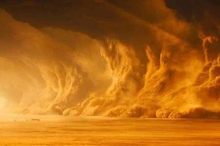 На Египет обрушилась мощная песчаная буря. ФОТО, ВИДЕО