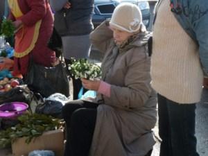 За продаж підсніжників у Тернополі будуть штрафувати