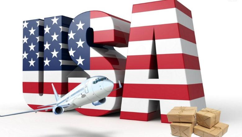 Посылки прямо из США
