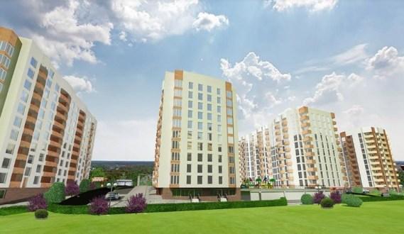 У Тернополі будують новий та сучасний мікрорайон – що там буде (фото)