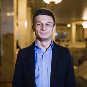 Журналіст з Тернополя став морським піхотинцем