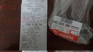 У Тернопільських магазинах знову обманюють покупців (фото)