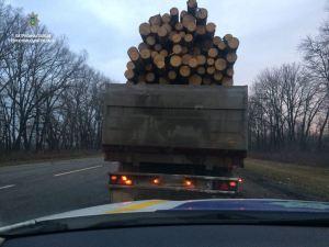 В Тернопільській області оштрафували майже сотню водіїв вантажівок (відео)
