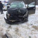У Тернополі в аварії постраждали люди (фото)