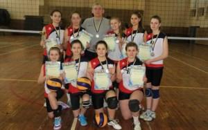 Тернополянки стали другими на ЧУ з волейболу