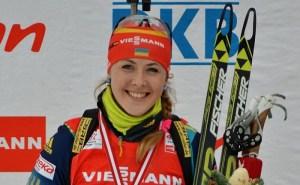 Українки показали хороші результати у спринті