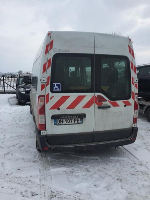 """До Тернополя їде """"Соціальне таксі"""" (фото)"""