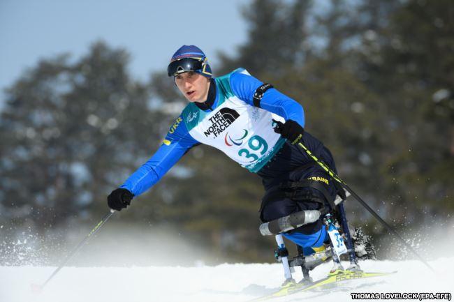 Студент ТНПУ виграв золото параолімпійських ігор (фото)