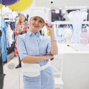Тернопільська стиліст-шоппер Ольга Вінницька розповіла, чому в дитинстві називала себе Васильком