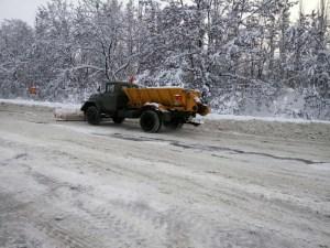 На Тернопільщині масово розчищають дороги (відео)