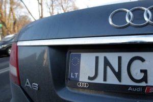 У Кабміні заявили, що за всі авто на бляхах потрібно сплатити податки