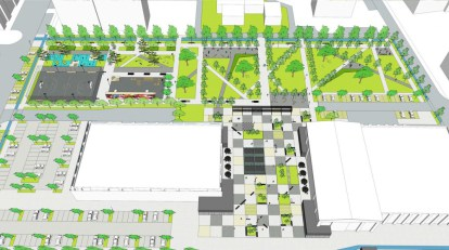 «BeverlуHills» у Тернополі: у місті з'явиться новий мікрорайон з парком, торговими центрами та дитячим садочком (фото)