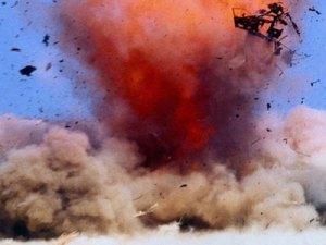 На Борщівщині невідомі кинули в житловий будинок вибухівку