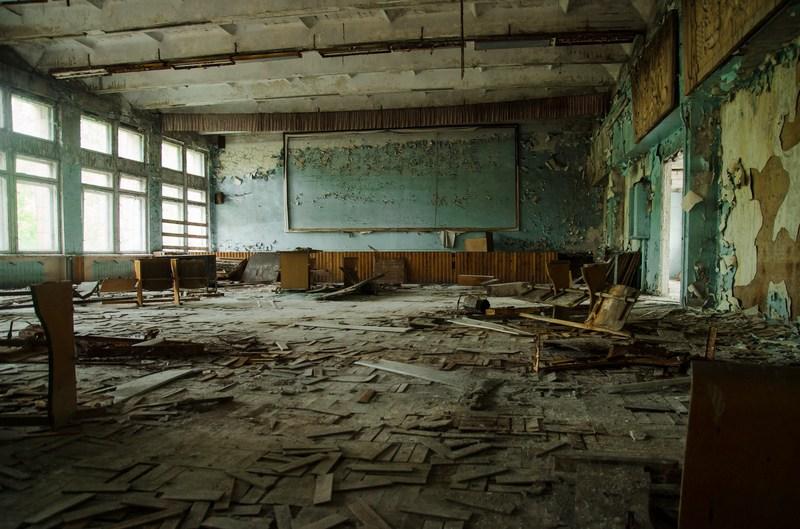 Тернополянка розповіла про поїздку в Чорнобиль(ФОТО)