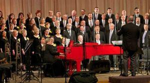 У Тернополі американський хор молитиметься за мир в Україні (ВІДЕО)