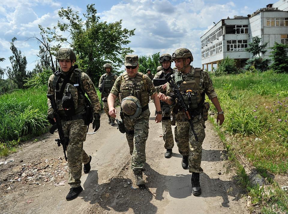 В Україні офіційно завершена Антитерористична операція на Донбасі