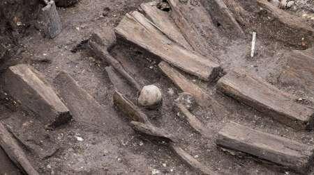 В Туле обнаружили старинное захоронение. ФОТО, ВИДЕО