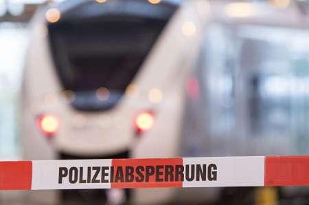 Два поезда метро столкнулись в Германии, есть пострадавшие
