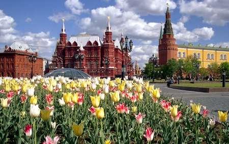 Какая погода будет в мае 2018 в Москве: синоптики составили прогноз