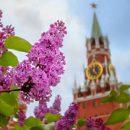 Прогноз погоды в Москве и России на майские праздники в 2018 году