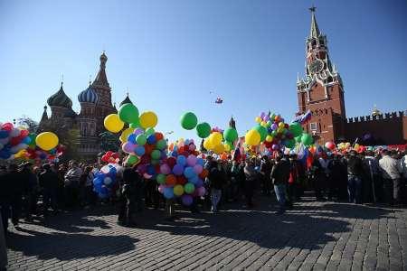 В майские праздники парковка в Москве будет бесплатной