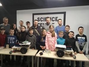 У Тернополі відбудеться турнір роботів (ВІДЕО)