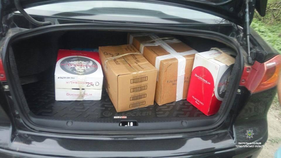 На Тернопільщині користується попитом ліве спиртне