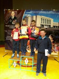 Тернополяни привезли перемогу з Білорусі