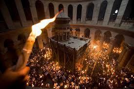 У Тернопіль привезуть Благодатний вогонь (ВІДЕО)