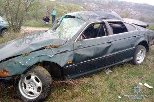 Водій на бляхах потрапивши в ДТП, намагався обдурити поліцію