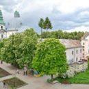 У Тернополі починають квітнути каштани