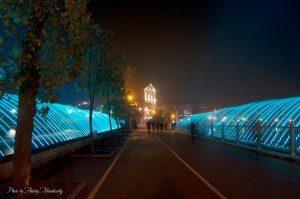 На вихідні у Тернополі запрацював дивовижний фонтан