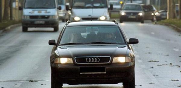З 1 травня вступає новий режим пересування на дорогах у світлу пору доби
