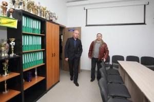 У Тернополі футбольне новосілля