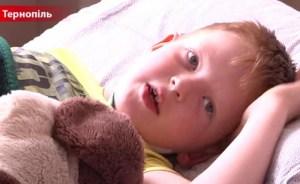 На Тернопільщині штир наскрізь прорізав підборіддя 6-річному хлопчику. Подробиці історії (ВІДЕО)