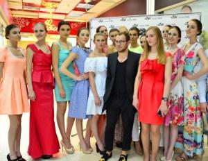 У Тернопіль приїде модний дизайнер Андре Тан