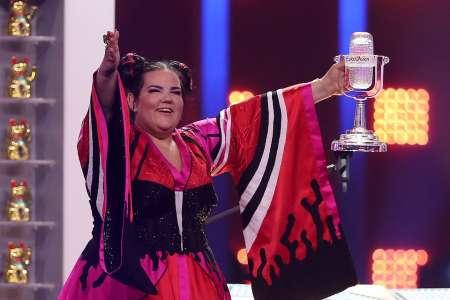 Победительницей «Евровидения-2018» стала представительница Израиля Нетта с песней Toy